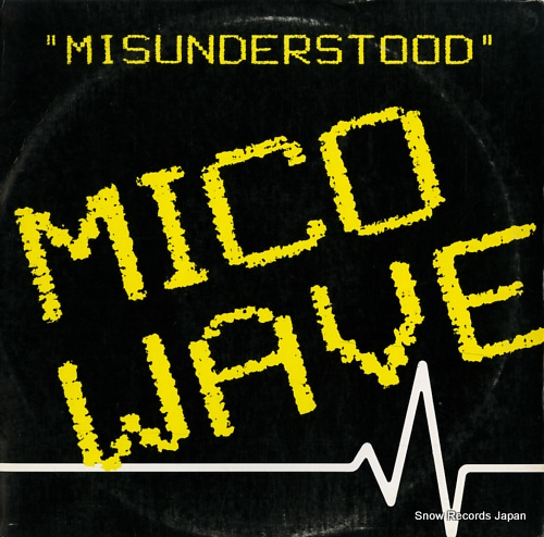 MICO WAVE misunderstood 4406936 - front cover