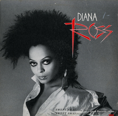 ROSS, DIANA swept away PD-13865 - front cover