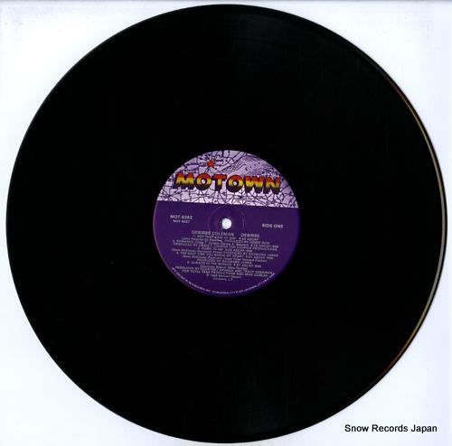 COLEMAN, DESIREE desiree MOT-6262 - disc