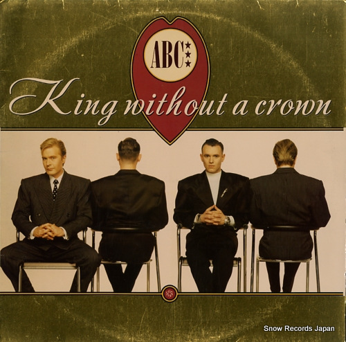 ABC king without a crown NTXG113/870064-1 - front cover