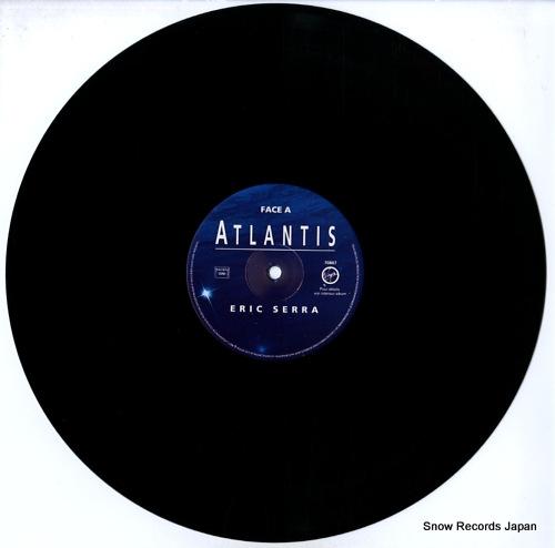 SERRA, ERIC atlantis 70867 - disc