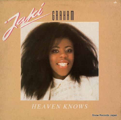 GRAHAM, JAKI heaven knows EJ2403511 - front cover