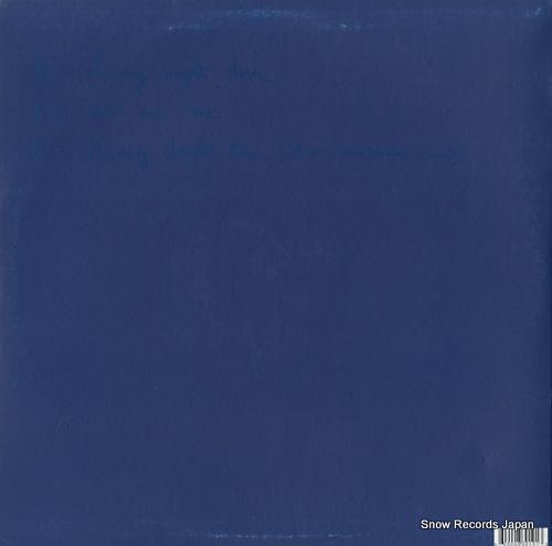BLACK STROBE shining bright star ep PLAYR19T1 - back cover