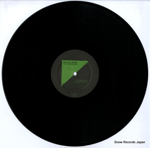 FRANZ AND SHAPE maximum joy FOR82876869151 - disc