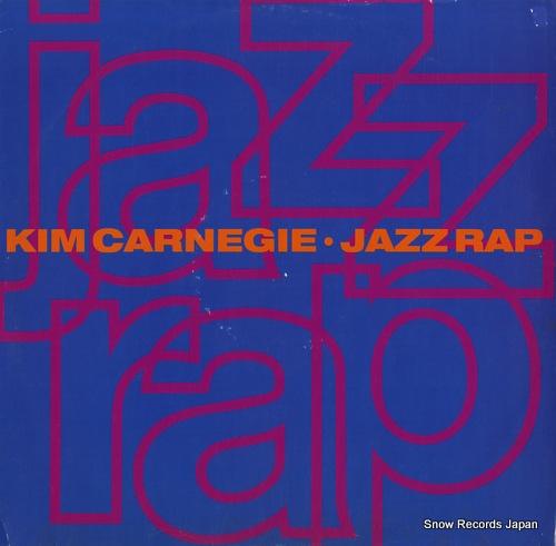 CARNEGIE, KIM jazz rap ZT44086 - front cover