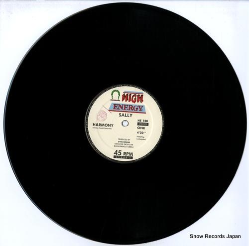 SALLY harmony HE128 - disc
