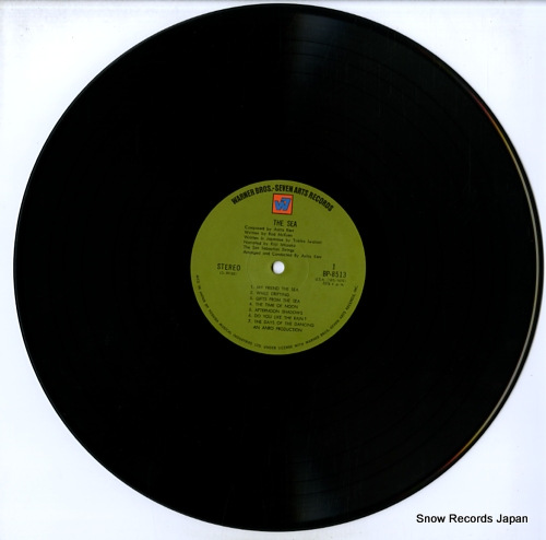 ISHIZAKA, KOJI the sea BP-8513 - disc