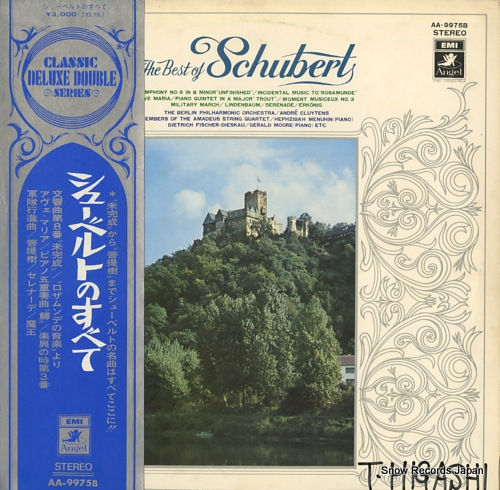 V/A the best of schubert AA-9975B - front cover