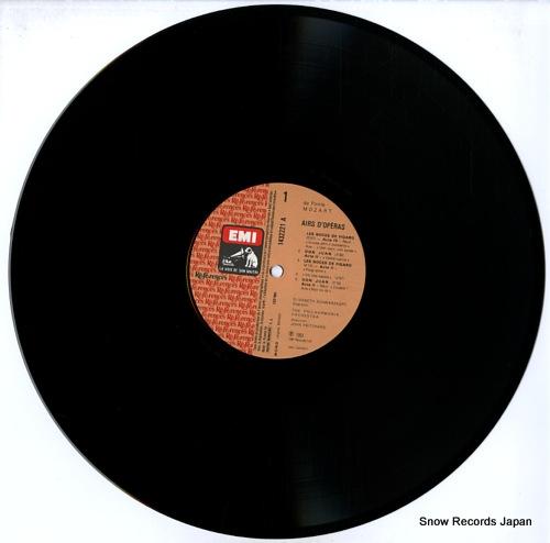 SCHWARZKOPF, ELISABETH mozart; airs d'operas 1432221 - disc