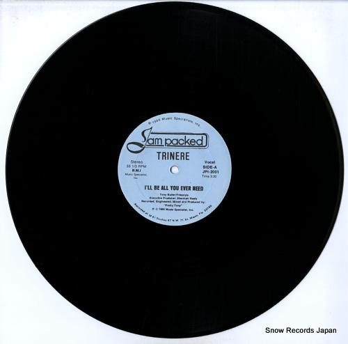 TRINERE i'll be all you ever need JPI-2001 - disc