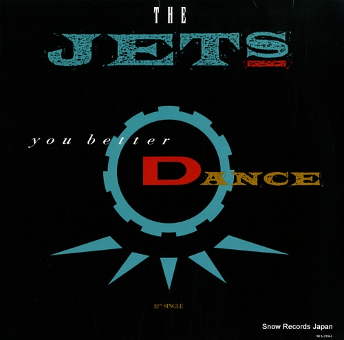 JET, THE you better dance MCA-23961 - front cover