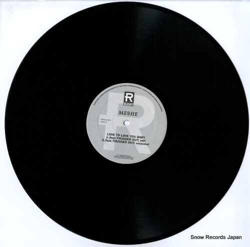MESHE love to love you baby RPROLP0871 - disc