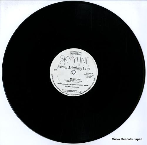 LUIS, EDWARD ANTHONY truly SL905 - disc