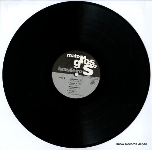 MATO GROSSO brasileiro FM50005 - disc