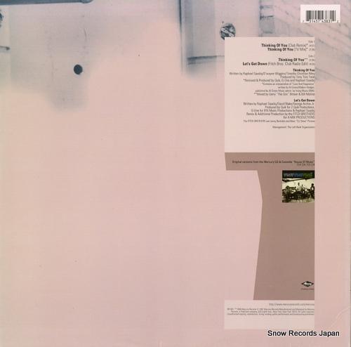 TONY! TONI! TONE! thinking of you 314574383-1 - back cover