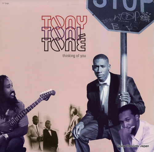 TONY! TONI! TONE! thinking of you 314574383-1 - front cover