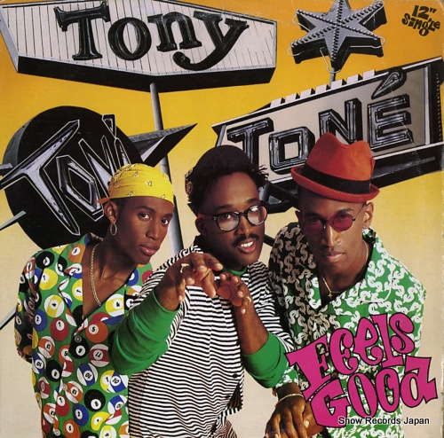 TONY! TONI! TONE! feels good 877437-1 - front cover