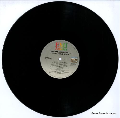 MANDRELL, BARBARA sure feels good ELT-46956 - disc