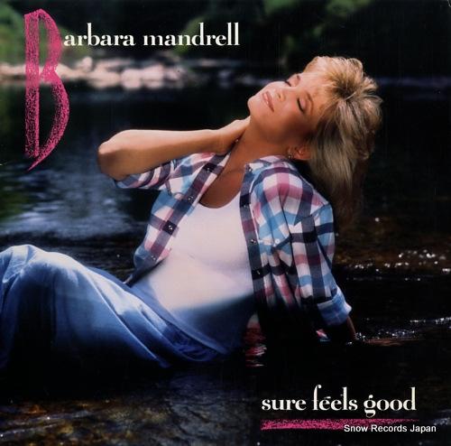 MANDRELL, BARBARA sure feels good ELT-46956 - front cover