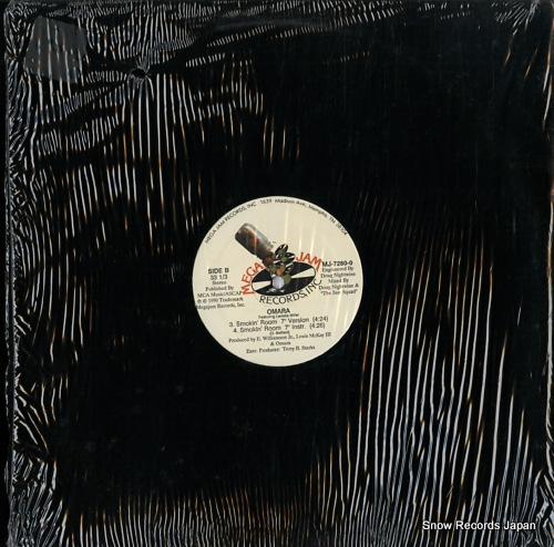 OMARA smokin' room MJ-7280-0 - back cover