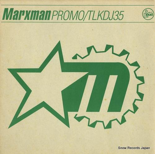 MARXMAN sad affair / dark are the days TLKDJ35 - front cover