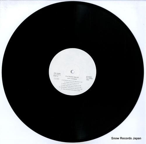 STATMAN, ANDY flatbush waltz AW-2086 - disc
