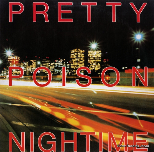 PRETTY POISON nightime VJS-12012 - front cover