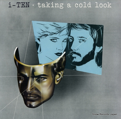 I-TEN taking a cold look BFE38602 - front cover