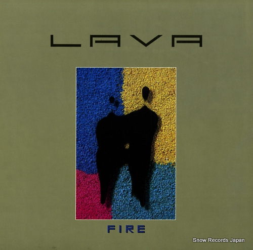 LAVA fire 28MM0403 - front cover