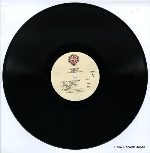 DEODATO, EUMIR motion 925175-1 - disc