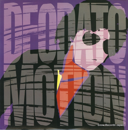 DEODATO, EUMIR motion 925175-1 - front cover