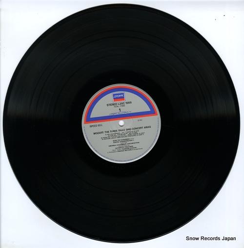 V/A mozart; soprano concert arias L28C-1569 - disc