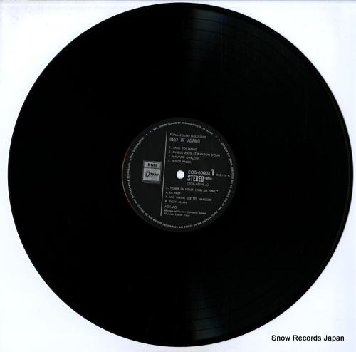 ADAMO best of adamo EOS-60004 - disc