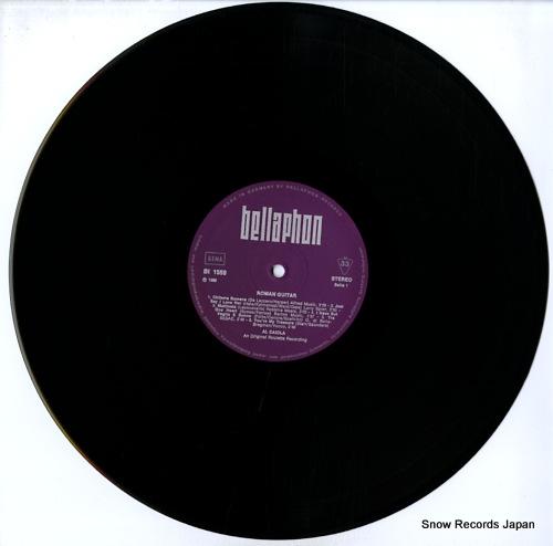 CAIOLA, AL roman guitar BI1559 - disc