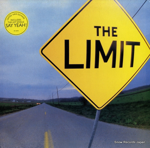 OATTES VAN SCHAIK the limit PRT26076 - front cover
