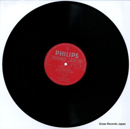 WAART, EDO DE mozart; serenade in d, k.203 / march in d, k.237 18PC-81 - disc