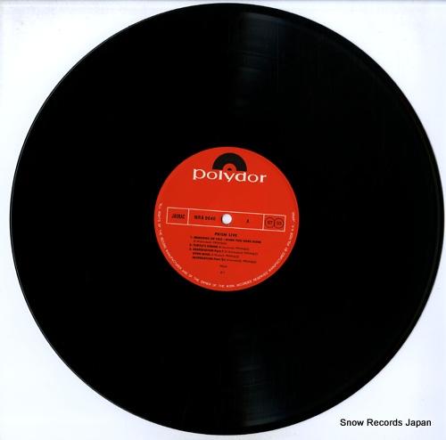 PRISM live MRA9646/7 - disc