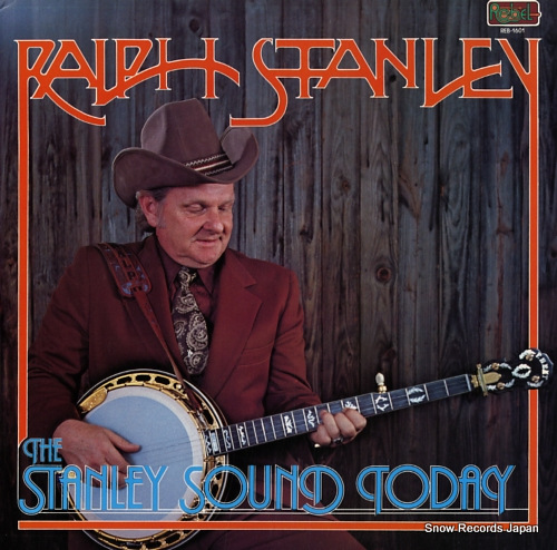 STANLEY, RALPH the stanley sound today REB-1601 - front cover