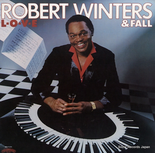 WINTERS, ROBERTDD, AND FALL l-o-v-e NBLP7275 - front cover