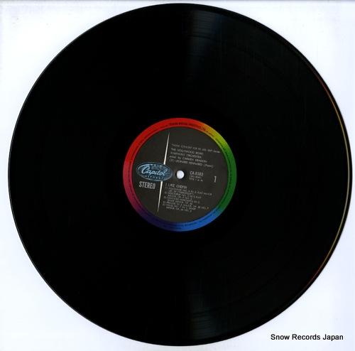 PENNARIO, LEONARD i like chopin CA-8383 - disc