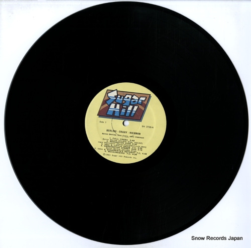 V/A berline crary hickman SH3720 - disc