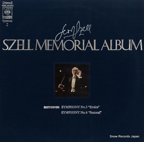 SZELL, GEORGE beethoven; syumphony no.3