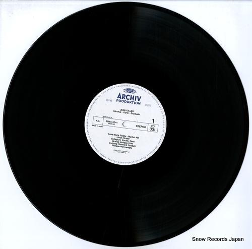 HERREWEGHE, PHILIPPE jean gilles; requiem 28MA0041 - disc