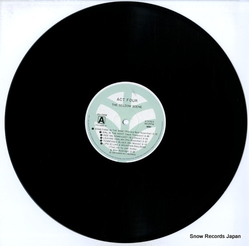SELDOM SCENE, THE act four PA-23008 - disc