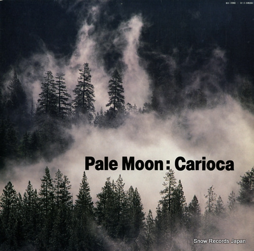 CARIOCA pale moon 25MS0061 - front cover