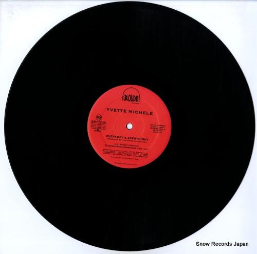 MICHELE, YVETTE everyday & everynight RCA64450-1 - disc