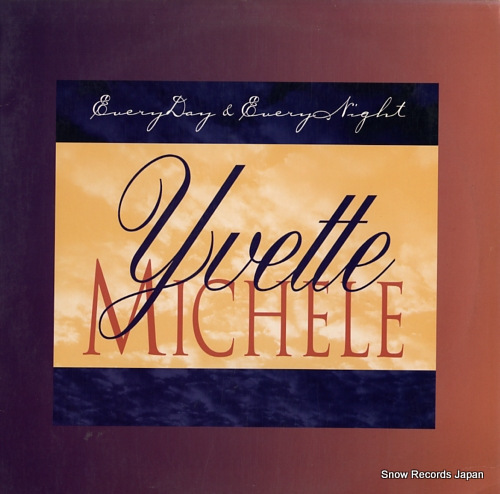 MICHELE, YVETTE everyday & everynight RCA64450-1 - front cover