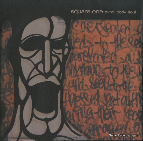 SQUARE ONE mind. body .soul. SHOW4 - front cover