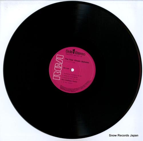 GRAFFMAN, GARY chopin; ballades RGC-1077 - disc
