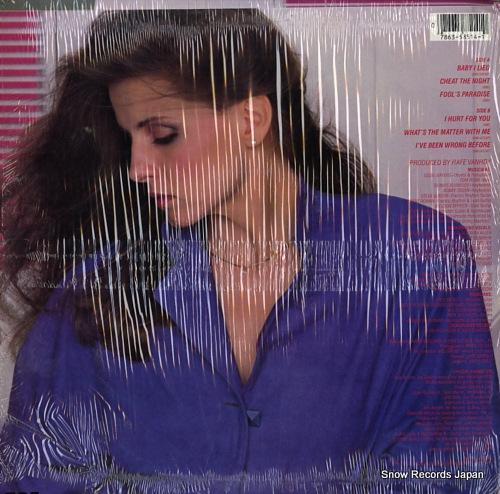 ALLEN, DEBORAH cheat the night MHL1-8514 - back cover